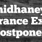 Manidhaneyam 2019-20 Entrance Exam postponed