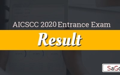 AICSCC 2020 Batch Result Published for All Categories