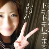 美脚な秋吉みなみちゃんのJK制服ファック!