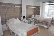 foto ziekenhuisbedden