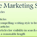Article Marketing – What You Must Know For Effective Blogging