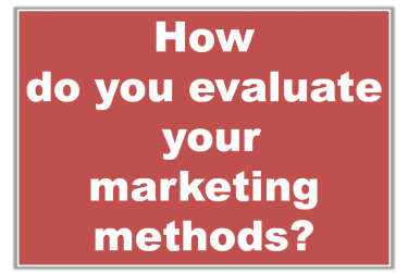 Marketing Methods – How To Select The Best Marketing Methods For Your Business