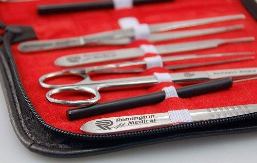 Engraved Medical Kit