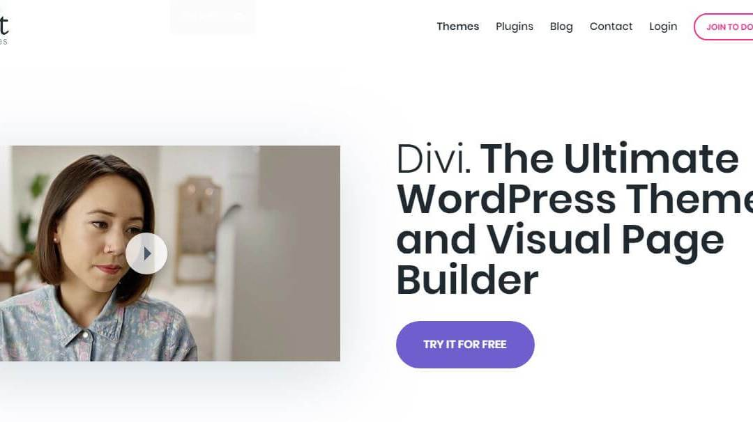 We're Changing to Divi Theme to Give You a Better Experience