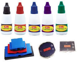 Rubber Stamp Supplies