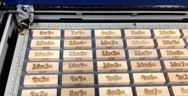 Preparing engraving jobs using layers