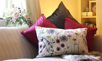 Gold And Grey UK Interior Design Upholstery, furniture, and Soft Furnishings