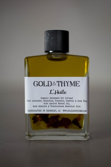 L'Huile_Gold&Thyme