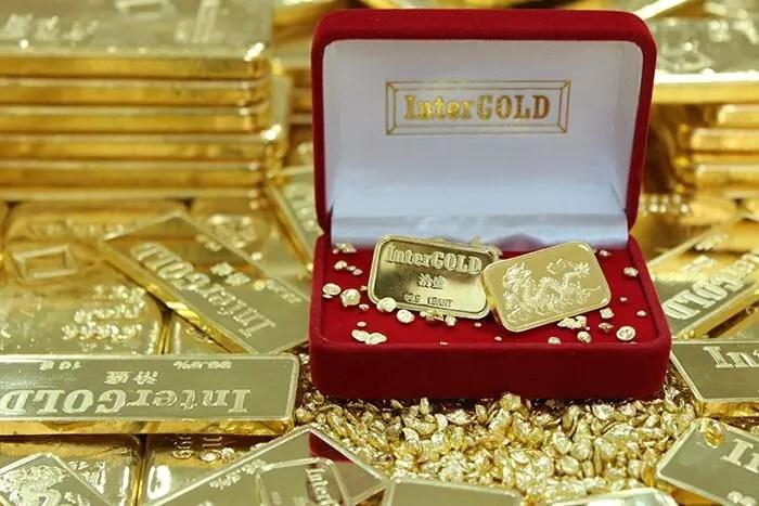 GOLD BULLION INTERGOLD