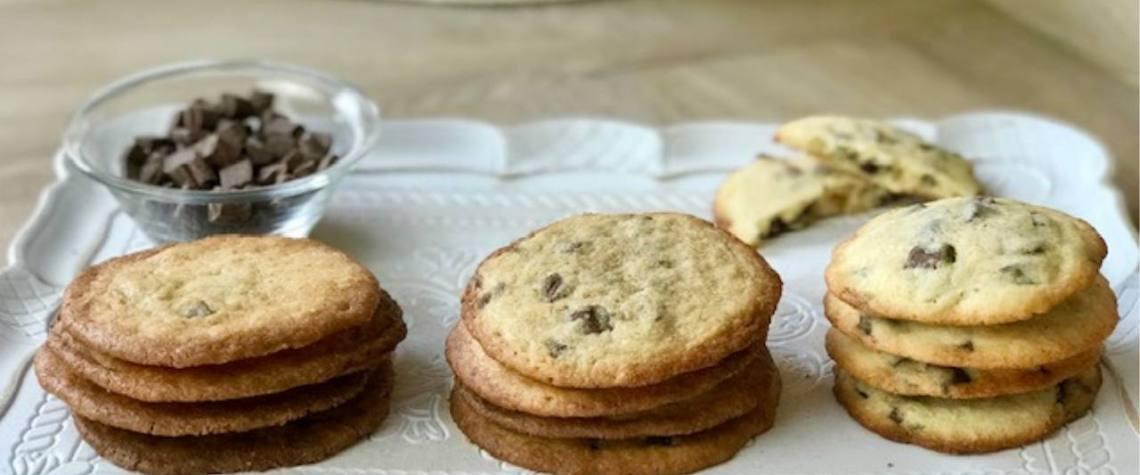 Der perfekte Chocolate Chip Cookie im Vergleich