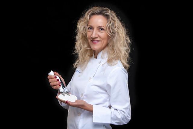 Royal Icing Cookie Artist Marta Torres