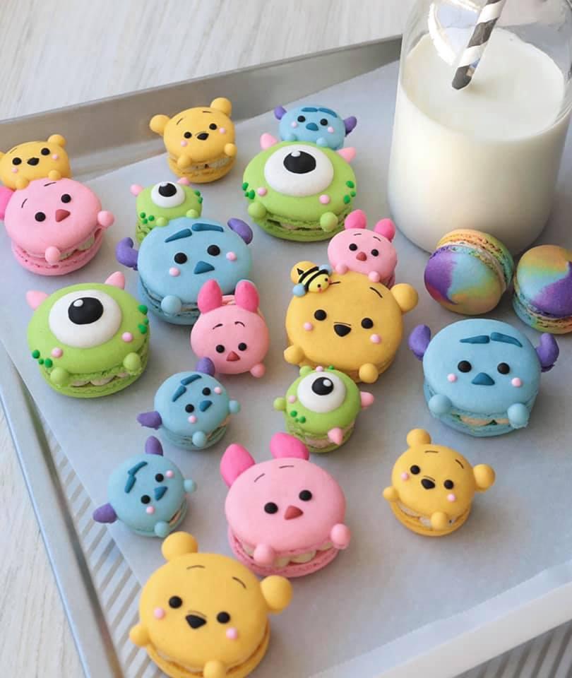 Bezaubernde Macarons von Katrin Nguyen