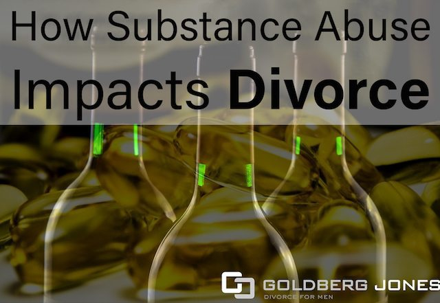 Divorce and substance abuse issues