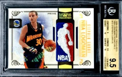 stephen curry rookie card auto