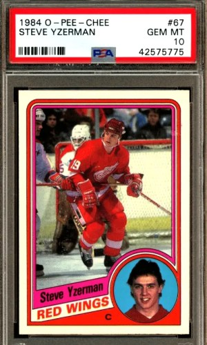 80s Most Expensive Hockey Cards