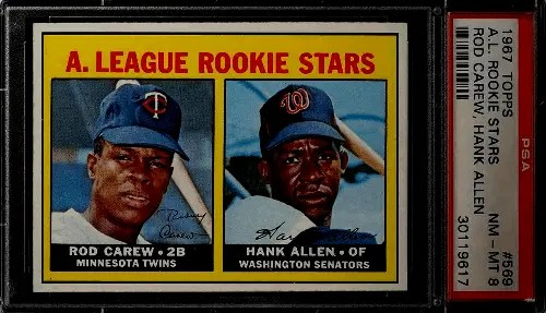 60s most expensive baseball cards