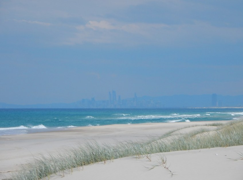 Stradbroke beach photo