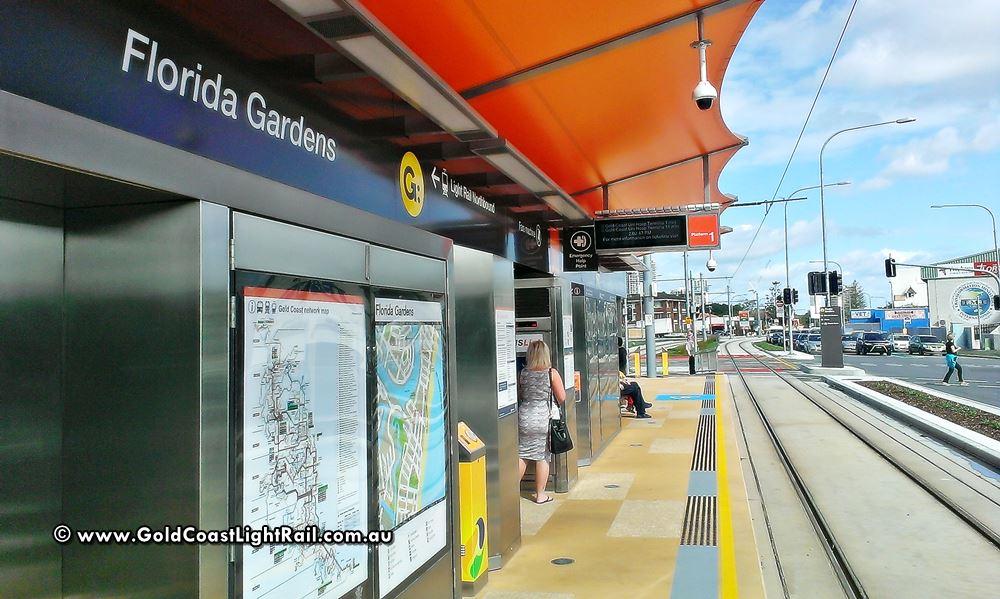 Florida Gardens Station