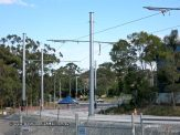 Near Queens Street Station intersection - Gold Coast Light Rail