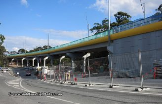 - Gold Coast Light Rail Bridge