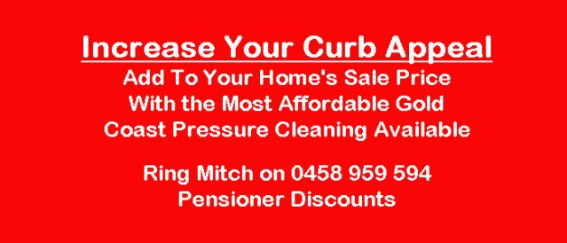 Kingscliff Pressure Cleaning Services