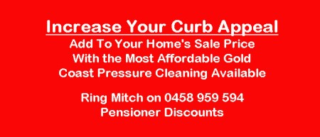 Nerang Pressure Cleaning Services