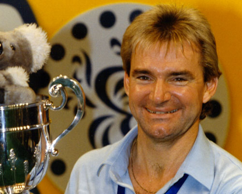 Ian Schuback Inductee Gold Coast Sporting Hall Of Fame