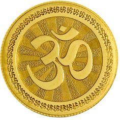diwali-gold-coin