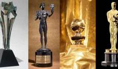 Are all 16 performers with Golden Globe, Critics' Choice and SAG Awards nominations locks at the Oscars?