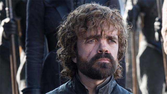 Tyrion Lannister of Games of Throne