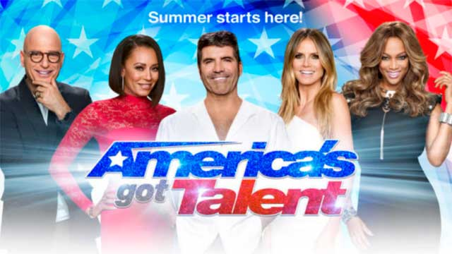 Americas Got Talent Season 13 Agt Logo