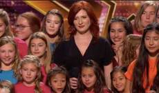 Simon Cowell is 'drifting back down from heaven' in 'AGT: The Champions' finale after Voices Of Hope children's choir performs [WATCH]