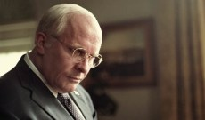 Christian Bale gets under the skin of Dick Cheney at the 1st screening of 'Vice' and slithers up in the Experts Oscar rankings for Best Actor
