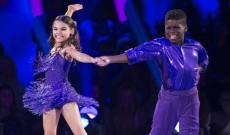 Ariana Greenblatt made Puerto Rico proud on 'Dancing with the Stars: Juniors' with Giving Thanks salsa [WATCH]
