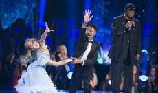 Mandla Morris performed a 'Lovely' foxtrot on 'Dancing with the Stars: Juniors' with help from his dad Stevie Wonder [WATCH]