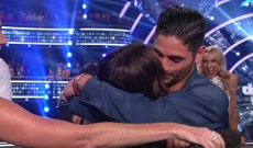 Alexis Ren and Alan Bersten (sort of) address their incredibly awkward kiss on the 'Dancing with the Stars' finale