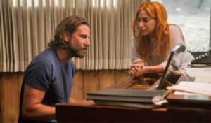 Gone but not forgotten: Lady Gaga and Bradley Cooper's 'Shallow' makes history for Oscar winners on its way off the charts