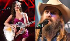 Will Kacey Musgraves trounce Chris Stapleton in Grammys rematch for Best Country Album? She could make history