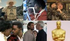 Which of the Adapted Screenplay nominees has the best chance to win according to recent Oscar history?