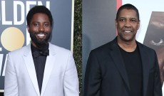 Like father, like son, John David Washington could mirror Denzel's Oscar precursor run