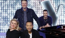 'The Voice' leaked audition: Which coach convinces Kim Cherry to join their team after she cleans up with 'No Scrubs'? [WATCH]