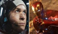 'First Man' vs. 'Avengers: Infinity War' for Best Visual Effects Oscar: It could be a numbers game