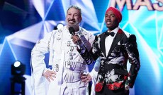Joey Fatone is hopping, er, hoping to do this on 'The Masked Singer' next season