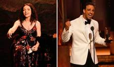 Shortcut to EGOT? Katrina Lenk and Ari'el Stachel could be the latest to win Tony, Grammy and Emmy for one show