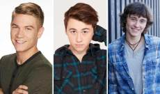 Daytime Emmy for Best Younger Actor is the only race guaranteed to crown a new champ: Lucas Adams, Garren Stitt or …?