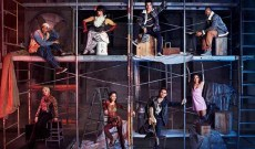Jason Sherwood ('Rent: Live' production designer) on a 'surreal, strange dream come true' [EXCLUSIVE VIDEO INTERVIEW]