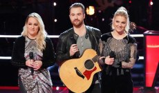 The Bundys vs. Andrew Sevener: Which country act do YOU think won 'The Voice' live Cross Battle? [WATCH]