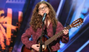 'America's Got Talent' tearjerker: Sophie Pecora wins Brad Paisley's Golden Buzzer after fighting back against bullies [WATCH]