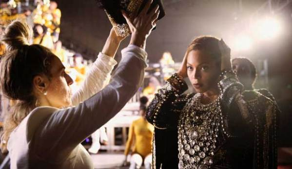 Queen Bey dethroned! Beyonce shut out at Emmys as she goes 0-for-4 for