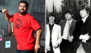 Drake is bigger than The Beatles, at least on the Billboard charts